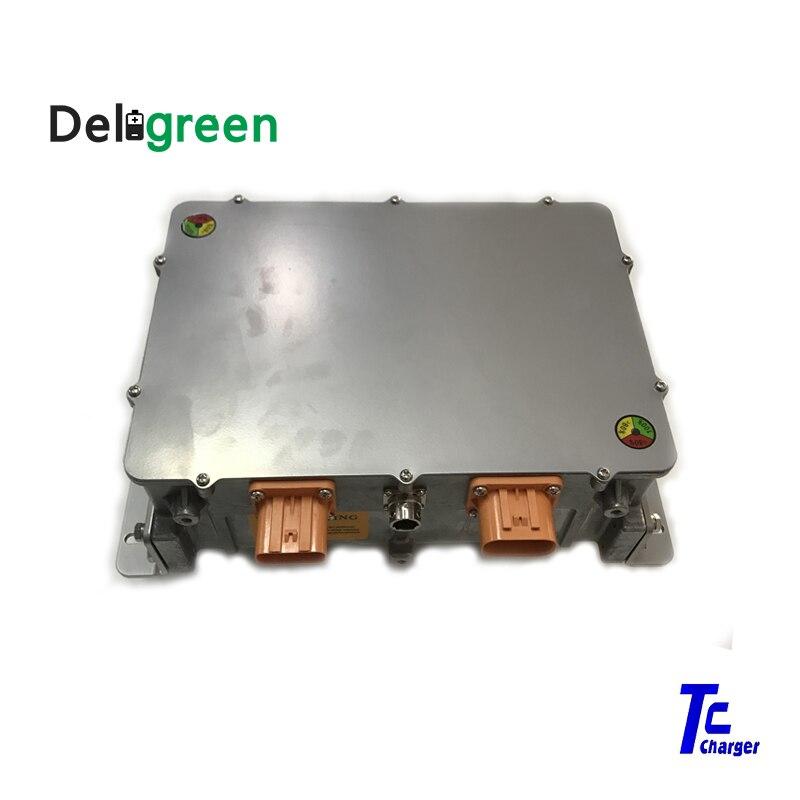 6.6KW Li Ion LiFePO4 Lead Acid Battery TC Charger 72V 96V 120V 144V 164V 288V 12A 80A 64A 46A 20A 12A High Current Car Charger