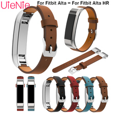 Real leather watchband For Fitbit Alta smart watch frontier/classic replacement strap For Fitbit Alta HR wristband accessories