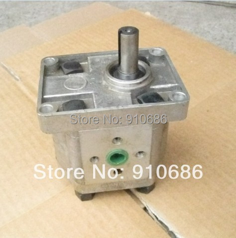 Hydraulic pump oil pump CBN-E308-FPR CBN-F308-FPR CBN-E310-FPR CBN-F310-FPR high pressure gear pump gear pump cbn e316l left rotation with flange no end oil outlet splined long shaft of dongfeng tractor