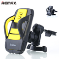 Remax Car Phone Holder Air Vent Support for Mobile Car 360 Degree Rotate Stable Bracket for Samsung Galaxy S6 Cellphone Stand