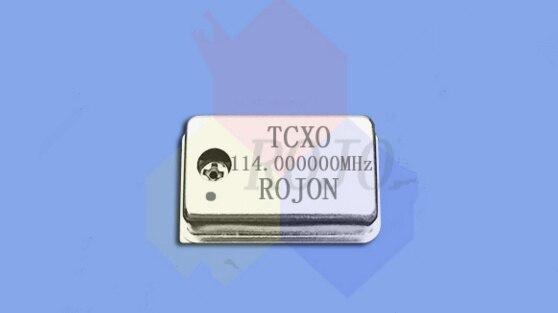 116MHz 96MHz 104MHz 114MHZ 160MHz high-precision temperature-compensation crystal oscillator TCXO 0.1ppm high stable clock