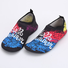 Summer Water Shoes Men Women Swimming Aqua Beach Big Plus Size Sneaker Unisex Colorful Soft Sea zapatos hombre