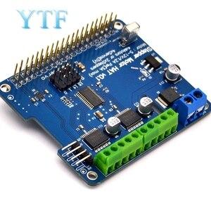 Image 5 - NEW! Stepper Motor B + Robot Expansion Board Servo HAT for Raspberry Pi 3 PI 2  Mini Kit