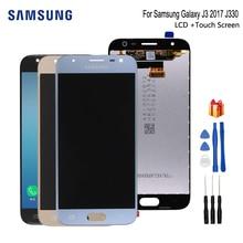 Original For Samsung Galaxy J3 2017 J330 LCD Display Touch Screen Digitizer For Samsung J330F SM-J330F  Repair Parts Free Tools цена и фото