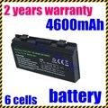 Jigu 6 células de substituição da bateria do portátil para asus 90-nqk1b1000y a32-t12 32-x51 t12 x51h x51l x51rl t12jg t12mg t12ug t12er t12fg