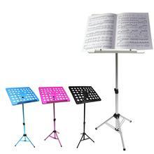 Flanger aluminium alliage + ABS pliable feuille de musique trépied avec sac de transport pour violon Piano guitare Performance
