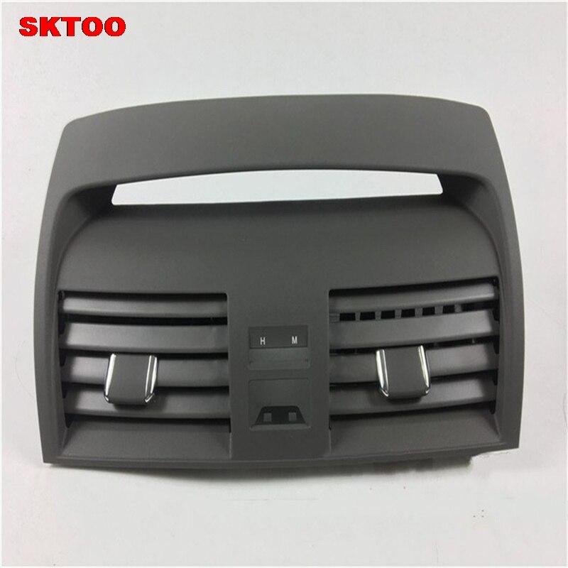 SKTOO Parti di Automobili Strumento Centrale Aria Condizionata Presa Dashboard Vent Air Nozzle per Toyota Camry 2006 2011 modelli - 4