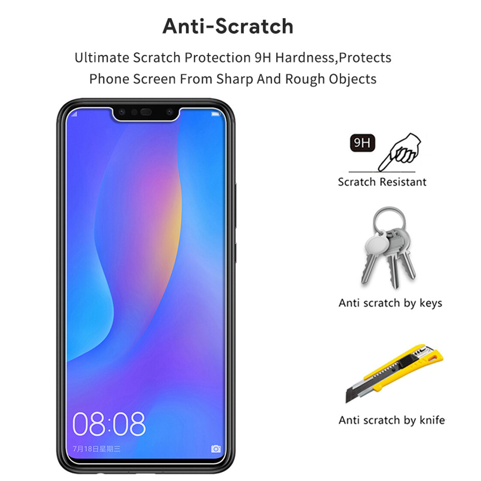 For Huawei P Smart Plus Screen Protector  03