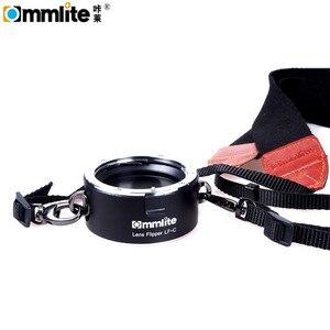 Image 1 - Commlite CM LF C CM LF N CM LF E CoMix Lens Changer Lens Holder Double Lens Changer for Canon Nikon Sony E Mount