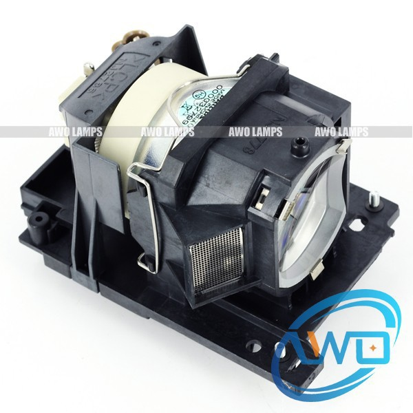 RLC-063 Original bare lamp with housing for VIEWSONIC Pro9500 Projector osram original bare lamp with housing rlc 077 for viewsonic pjd5126 pjd5226 projectors