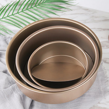 6-Inch & 8-Inch 10-Inch Round Cheesecake Pan Cake pan with Removable Bottom Non-Stick Bakeware mold mould