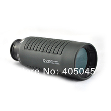 Cheapest prices Visionking Portable Super High Power Monocular Telescope 12×30 BAK4 Outdoor Camping Travelling Hunting Telescope Professional