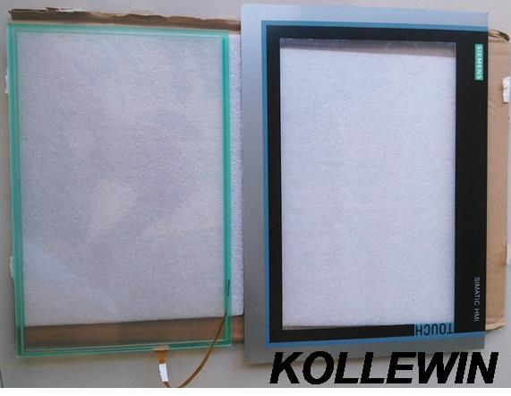 6AV2124-0MC01-0AX0 new Touch Glass+ Protective film for SIMATIC HMI TP1200 12 touch panel 6AV2 124-0MC01-0AX0 6AV21240MC010AX0 6av2 144 8mc10 0aa0 touch glass with film