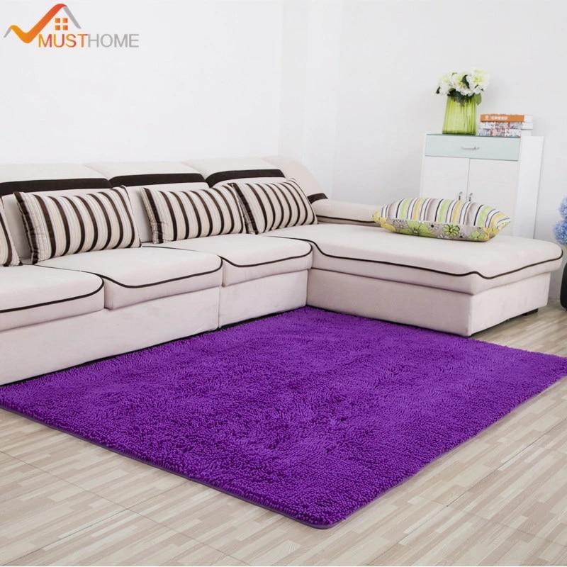 200x200 cm carre plus grands tapis chenille tissu tapis et tapis pour salon maison decorative chambre tapis