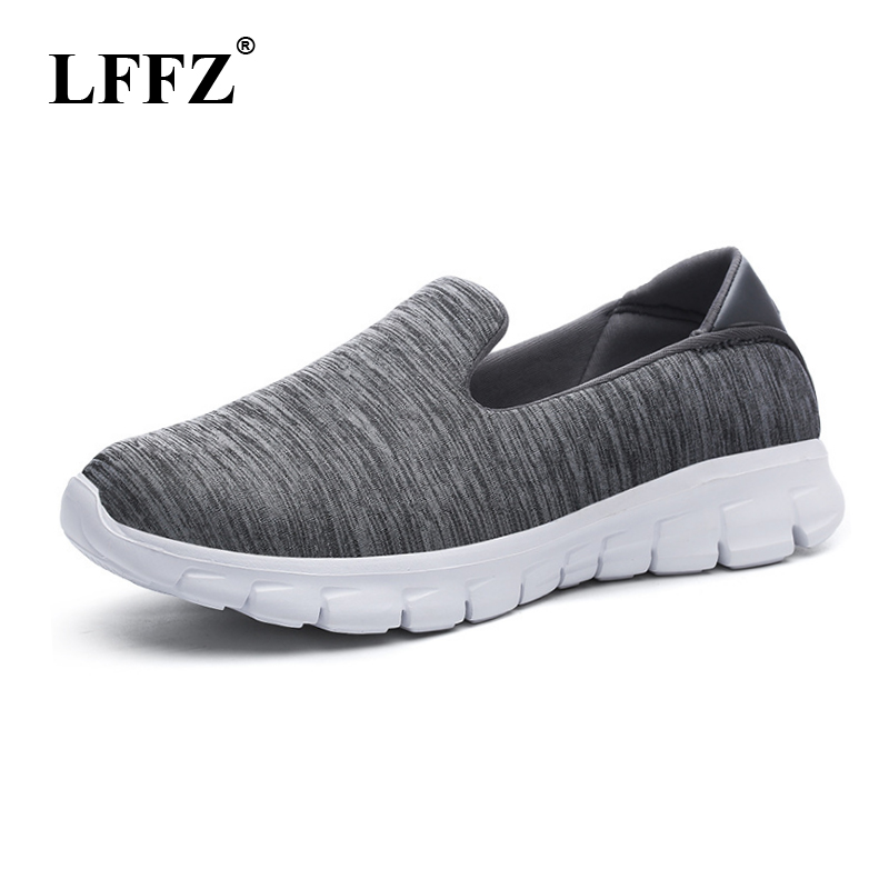 LFFZ <font><b>Women</b></font> Slimming Sneakers 2018 New Walking Fitness Swing Trainers Leisure Footwear Fashion Casual Shoes JH123 image