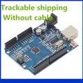 1 шт. отслеживаются отгрузку ATmega328P mega328P CH340G uno R3 Совета micro USB без USB Кабель, Совместимый для Arduino