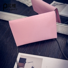 PONGWEE Clutch Shoulder Bag Evening Bag Chain Handbags Crossbody Bag Wedding Messenger Bags Purse Envelop Chain Wallet