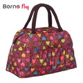 Fashion Cartoon Lady Women Handbags 10 colors Top-handle bags women baglunch box bag Character Animal prints Candy color bags