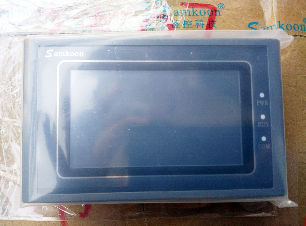 SK-043FE Samkoon 4.3 inch HMI Touch Screen new in box Repalce SK-043AE tg465 mt2 4 3 inch xinje tg465 mt2 hmi touch screen new in box fast shipping