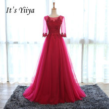 deeea529b0281 Popular Red Wine Dress Bridesmaid-Buy Cheap Red Wine Dress ...