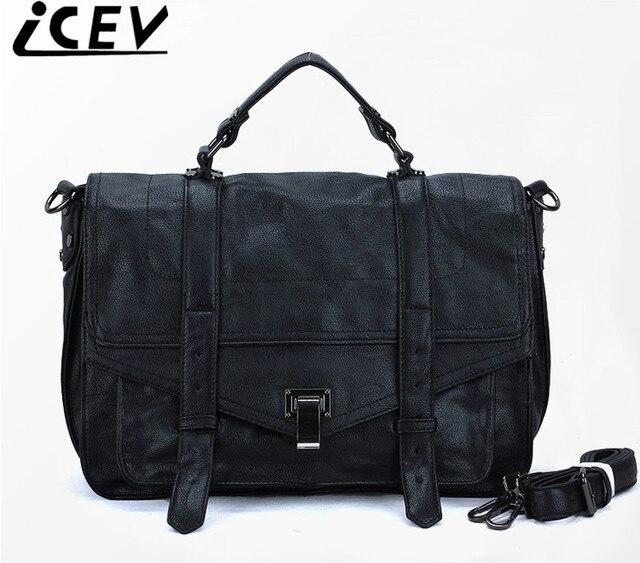 ICEV марка 2017 новые сумки ретро сумка искусственного замша сцепления дизайнерские сумки высокого качества сумка для женщины кожаный