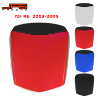 Motorcycle Red Blue White Black Rear Seat Fairing Cover Cowl Tail For YAMAHA YZF600 YZF 600 R6 2003 2004 2005 2003 2005