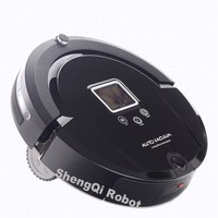 Auto Vacuum Cleaner Good Robot 899 Black With UV SQ A320