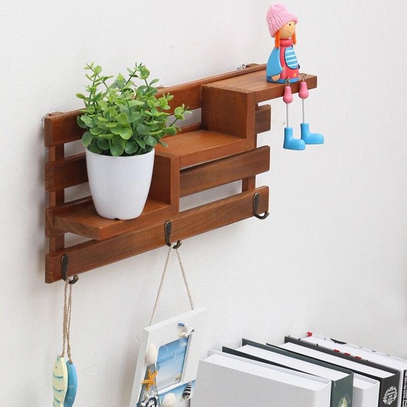 Cutii din lemn de mana Cargo Organizator Carcasa de depozitare Simplu - Organizarea și depozitarea în casă - Fotografie 2