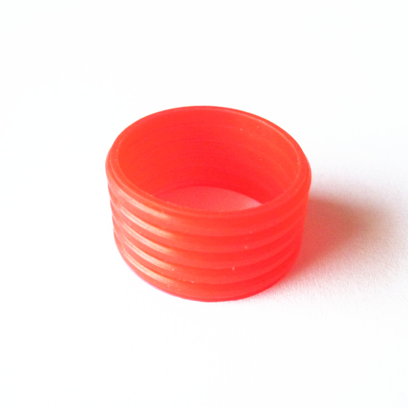Tennis New Tennis Racket Handles Silicone Ring Tenis Racquet Overgrip Use Wrap Various Colors