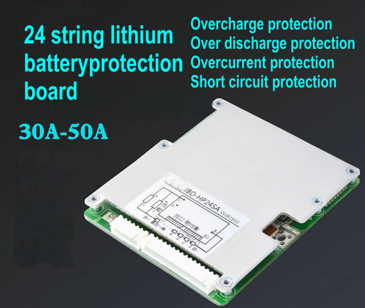 battery protection board BMS 24serials 72v30A/40A/50A for Lithium iron phosphate battery 86V OF electric bike scooter tricyclebattery protection board BMS 24serials 72v30A/40A/50A for Lithium iron phosphate battery 86V OF electric bike scooter tricycle
