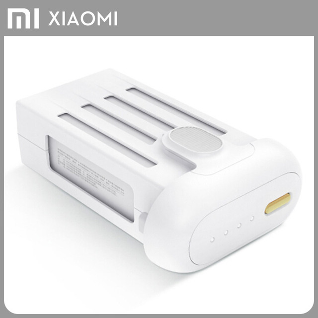100% Original Xiaomi MI 5100mAh Intelligent Battery For Xiaomi 4K Drone / 1080P RC Drone with Gold Button