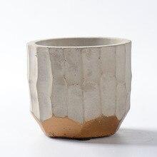 Rodada Silicone Molde De Concreto para Plantas Suculentas Vaso de Flores DIY Cinzeiro Molde de Gesso Cimento