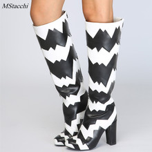 Mstacchi Knee High Boots Boots