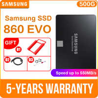 SAMSUNG 860 EVO 250GB 500GB 1TB Internal Solid State Disk 2.5