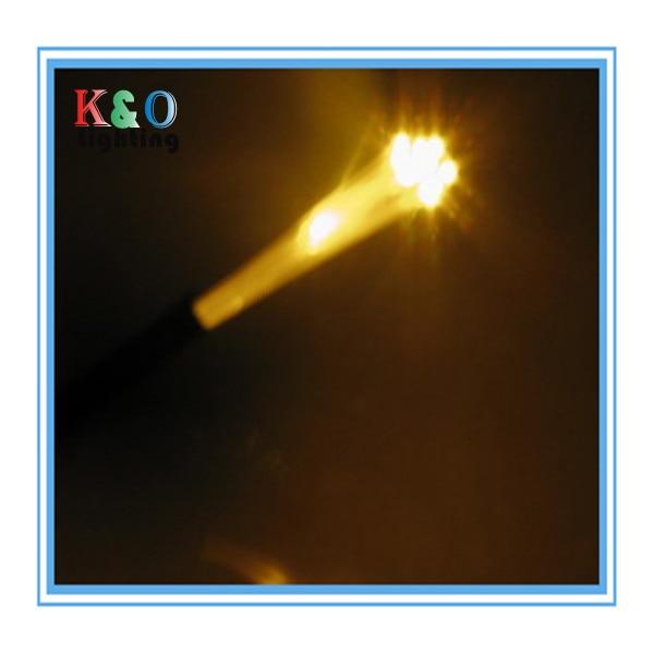Bunte Dekorative Kunststoff Ende Leuchtet Lwl Decke Sternenhimmel Beleuchtung Dekoration