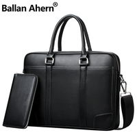 2017 Genuine Leather Bag Casual Men Handbags Cowhide Men Crossbody Bag Men S Travel Bags Laptop