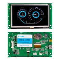 5 дюймов контроллер для жидкокристаллического дисплея на тонкоплёночных транзисторах доска со светодиодный подсветкой дисплей