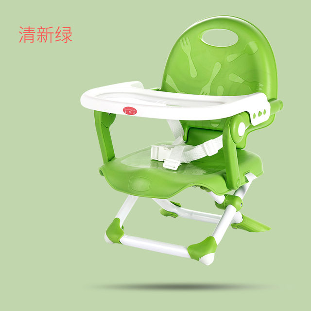 2017 Real Baby Highchair Kid Feeding High Chair Children Booster Seat Chairs  Multi Functional Portable Folding Eat Table Stool