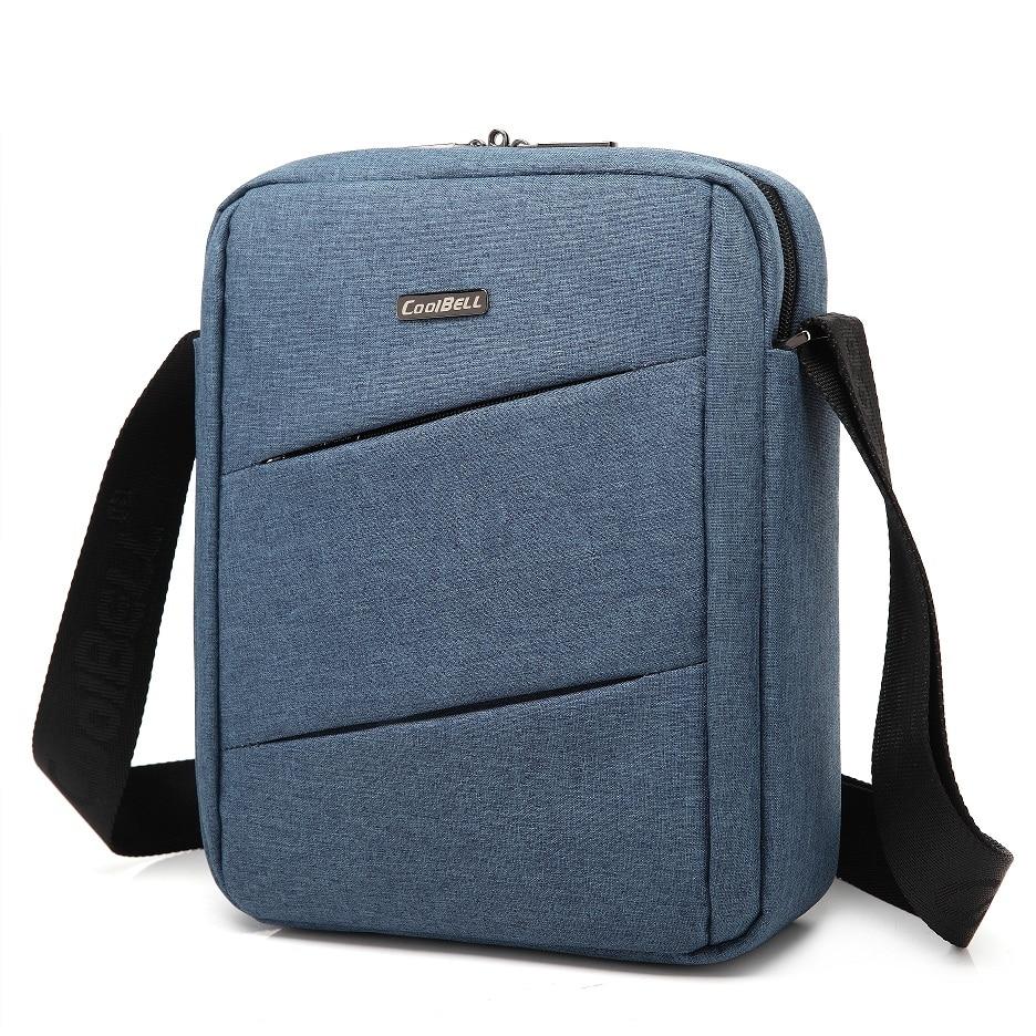 CoolBell Slim Nylon kangakott kaasaskantava sülearvuti õlakott - Sülearvutite tarvikud - Foto 2
