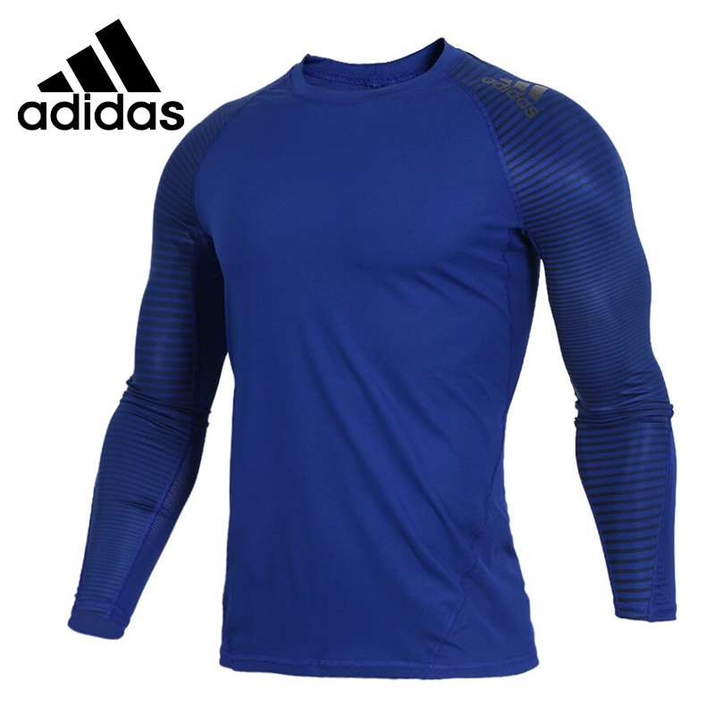 Original New Arrival Adidas ASK SPR TEELS P Men s T shirts Long sleeve Sportswear