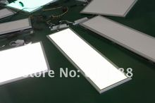 2016 Neat design,4pcs/lot ! ceiling concealed installation led panel 30x120cm,39w lamp, >2600lm,3 years warranty,CE&ROHS
