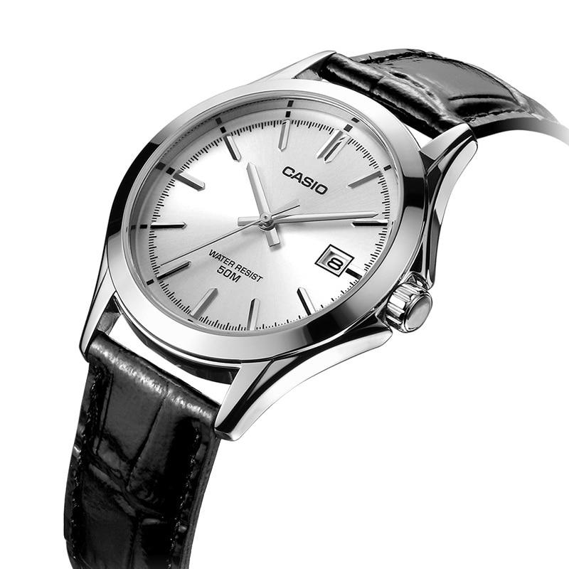 ФОТО CASIO Watch Hot Sale Quartz Men MTP-1380L-7A Waterproof simple stylish Top Luxury brand Waterproof Wrist Watch