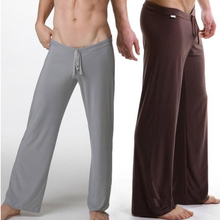 Hot Free Shipping Cotton Male Spring And Autumn Summer Lounge Pants Soft Cotton