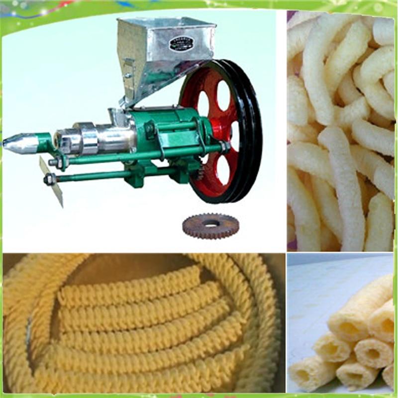 15-20kg per hour corn puffed machine puffed rice machine free shipping corn extruder corn puffed extrusion rice extruder corn extrusion machine food extrusion machine