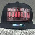 2015 rubber letter bone snapback brand parental advisory gorras hiphop baseball cap summer casual casquette women men flat hat