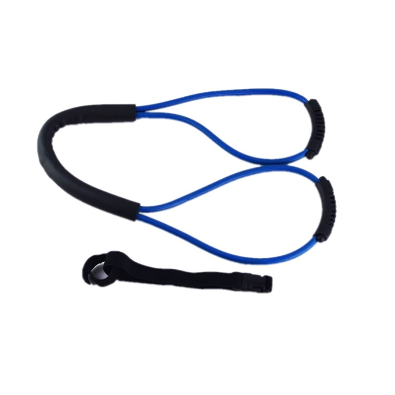 Boxing Shadow Boxing Resistance Band Endurance Kickboxing Punching Speed Dodge Training Pull Rope Rubber Strength Training Kit