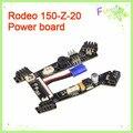 Walkera Rodeo 150 Rodeo 150-Z-20 Power Board Pista Repuestos Envío Gratis