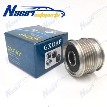 Ultrapassagem Polia Do Alternador Para Ford MONDEO S-MAX 2.5 Volvo S40 S60 S80 V50 V60 V70 XC60 XC70 XC90 2.0 2.4 2.5
