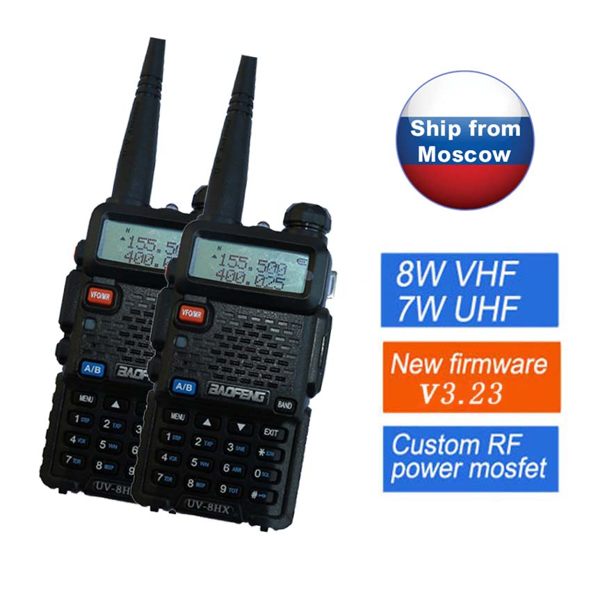 Buy 2pcs/lot UV-5R Baofeng 8W UV-8HX Dual Band VHF UHF Frequency Portable baofeng uv-9r Amateur Radio Camouflage UV-5R Walkie Talkie for $69.70 in AliExpress store