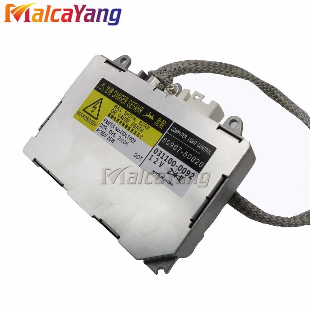 39000-20791 39000-20751 39000-16338 39000-17138 D2S D2R Xenon HID Headlight Ballast Control Unit Module ECU FOR Subaru LEGACY стоимость